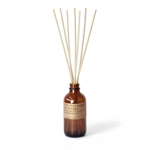 Irish Whiskey Reed Diffuser | Reed Diffuser | The Happy Goods Co.