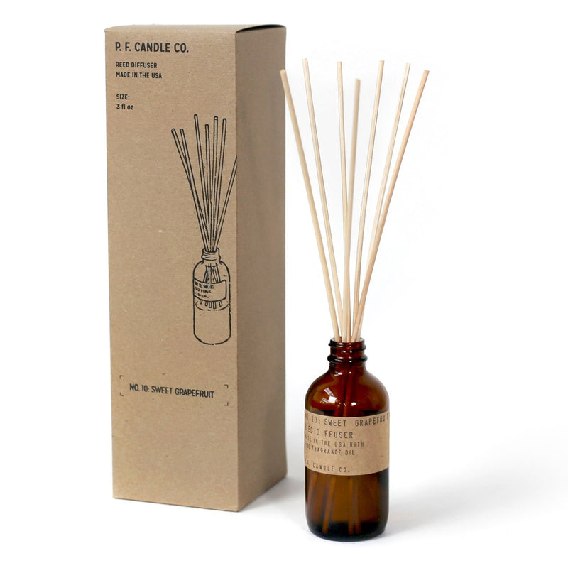 Sweet Grapefruit Reed Diffuser | Reed Diffuser | The Happy Goods Co.