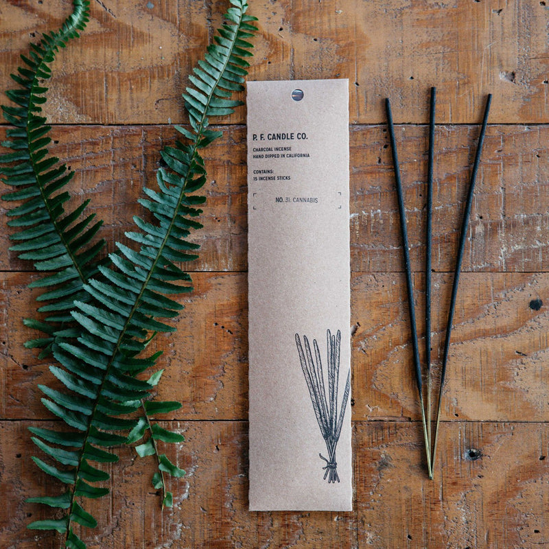 Cannabis Incense | Incense | The Happy Goods Co.