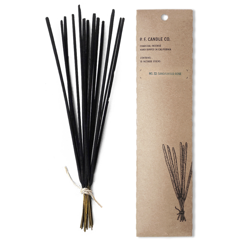 Teakwood & Tobacco Incense | Incense | The Happy Goods Co.