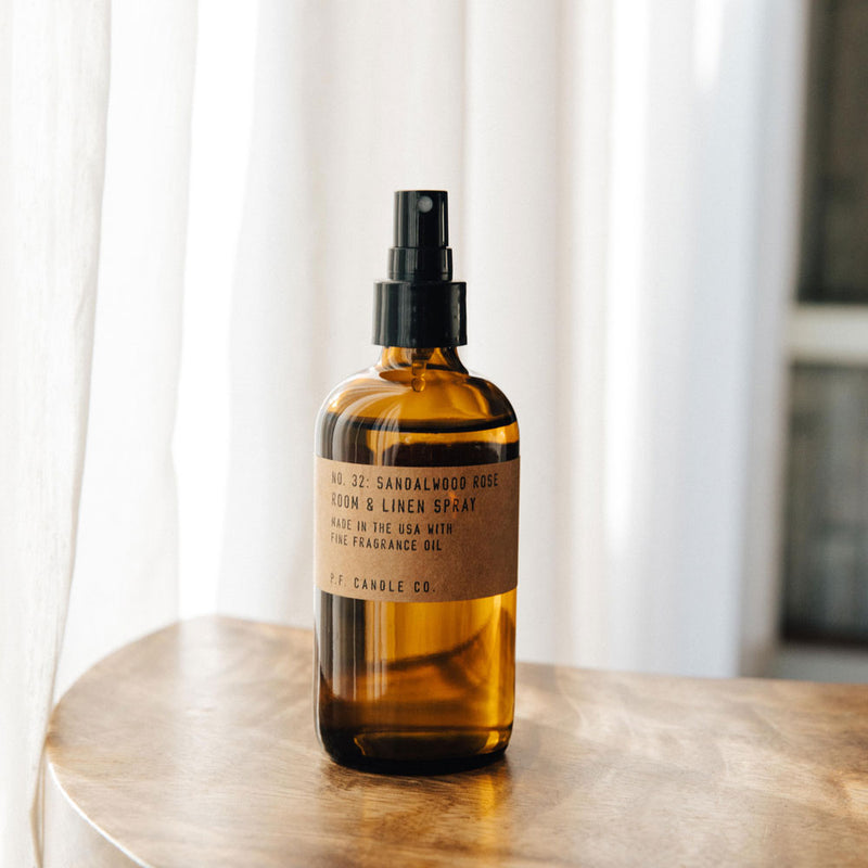 Sandalwood Rose Room Spray | Room Spray | The Happy Goods Co.