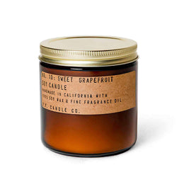 Sweet Grapefruit | Soy Wax Candle | The Happy Goods Co.