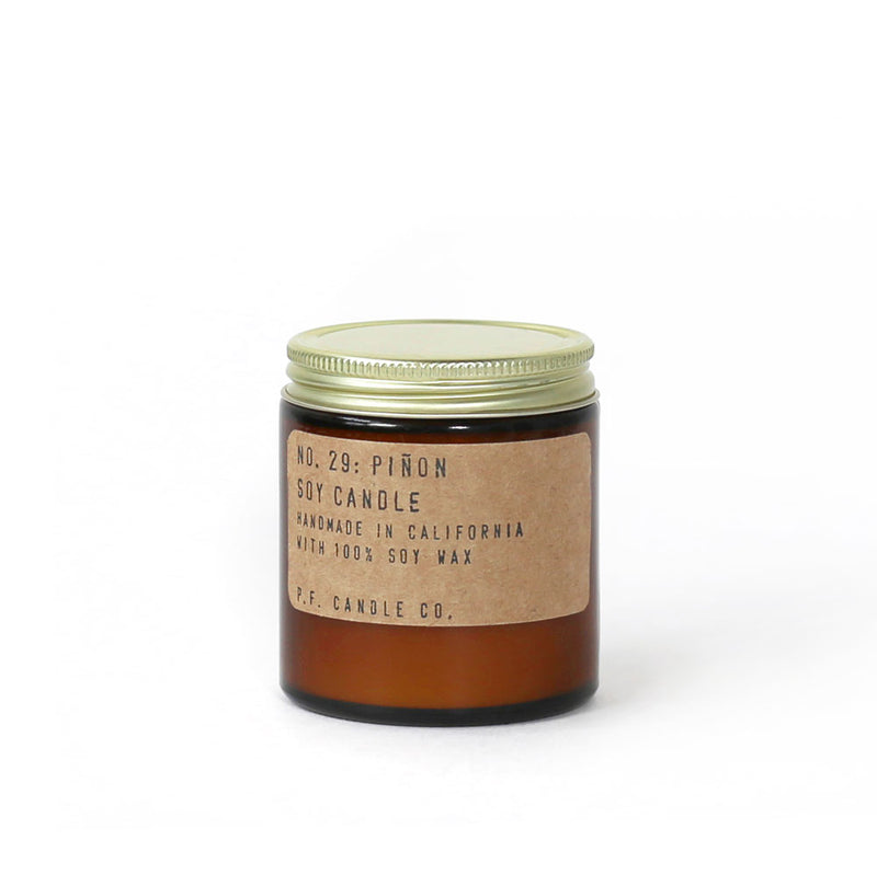 Piñon | Soy Wax Candle | The Happy Goods Co.