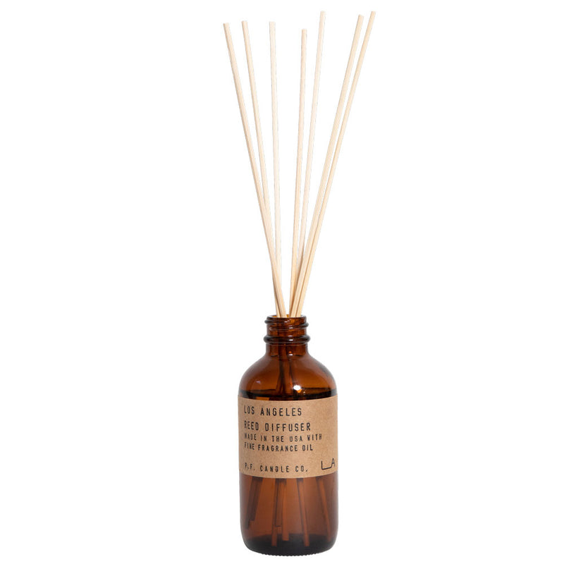 Los Angeles Reed Diffuser | Reed Diffuser | The Happy Goods Co.