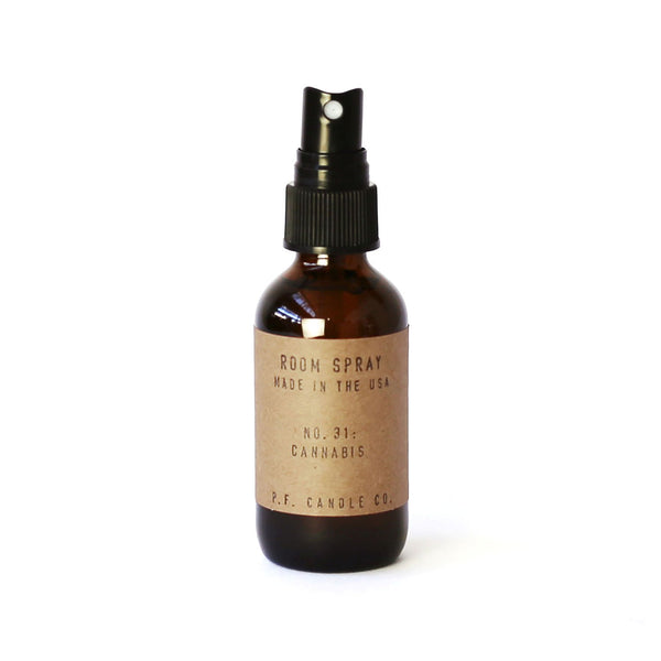 Cannabis Room Spray | Room Spray | The Happy Goods Co.