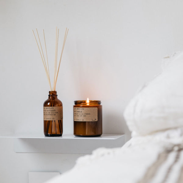 Los Angeles | Soy Wax Candle | The Happy Goods Co.