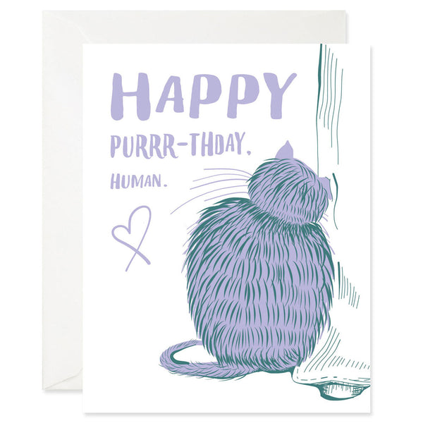 Happy Purrr-thday