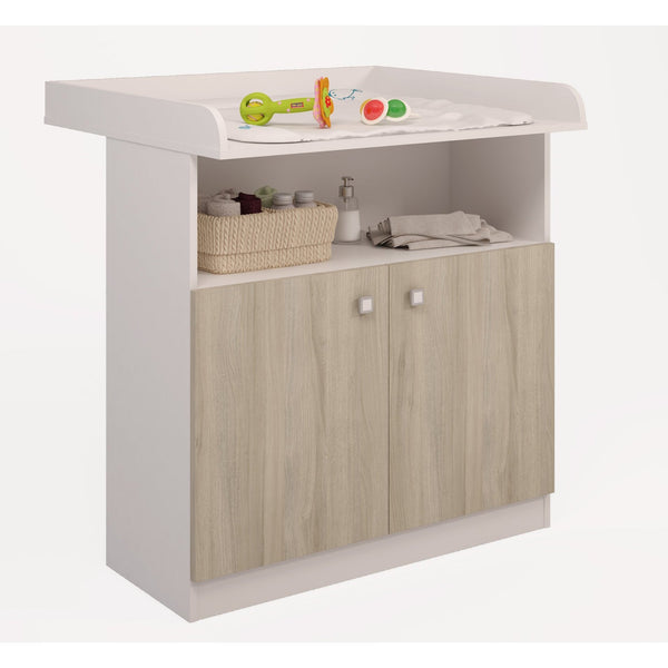Kommode - Polini Kids Kommode Wickelkommode Simple 1290 Mit Farbauswah