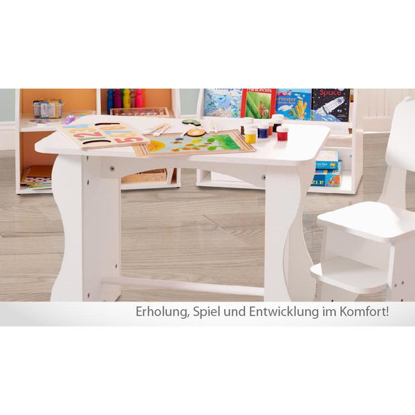 Regale - Babystep Kinder Schaufensterregal Offenes Regal Klassik 800, 1444-4