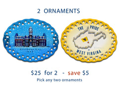 2 Ornament SALE