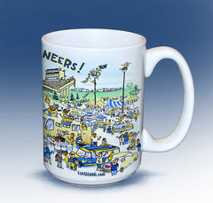 Mountaineer Field Mug