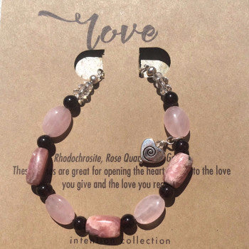 Love Bracelet - Intention Collection