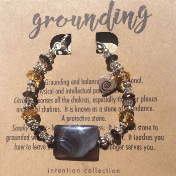 Grounding Bracelet - Intention Collection