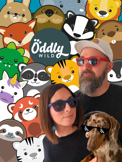 A big hello from OddlyWild HQ