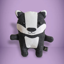Load image into Gallery viewer, Badger - Sew Your Own Felt Kit - Oddly Wild