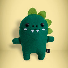 Load image into Gallery viewer, Dinosaur - Sew Your Own Felt Kit - Oddly Wild