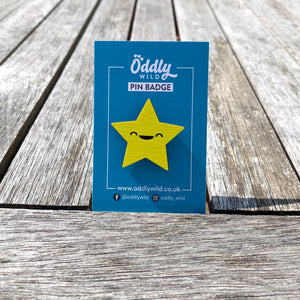 Star Pin - Oddly Wild