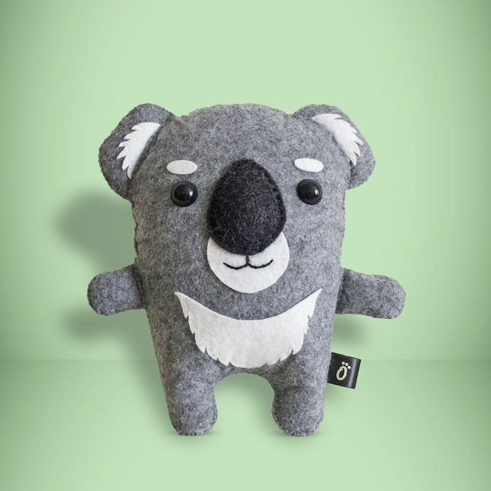 Koala - Sew Your Own Felt Kit