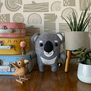 Koala - Sew Your Own Felt Kit - Oddly Wild