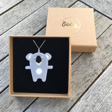 Load image into Gallery viewer, Koala Necklace - Oddly Wild