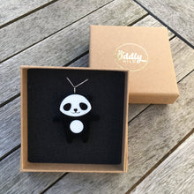 Load image into Gallery viewer, Panda Necklace - Oddly Wild