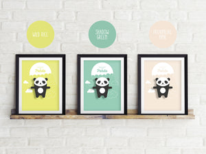 Penny the Panda Animal Print - Instant Digital Download