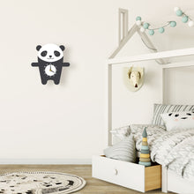 Load image into Gallery viewer, Panda Wall Clock - Oddly Wild