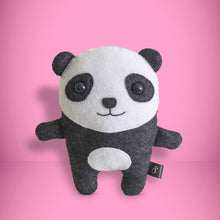 Load image into Gallery viewer, Panda - Sew Your Own Felt Kit - Oddly Wild