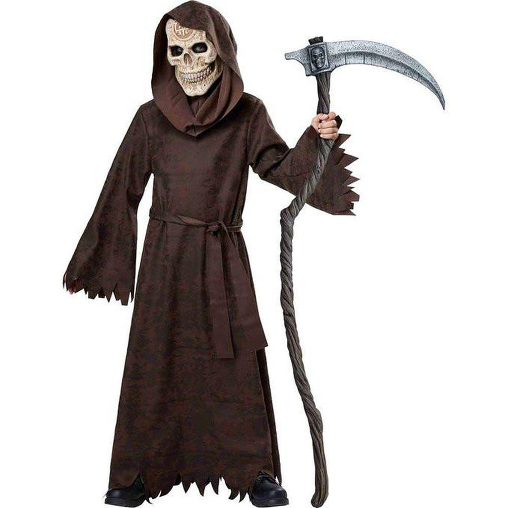 Ancient Grim Reaper Boy's Costume