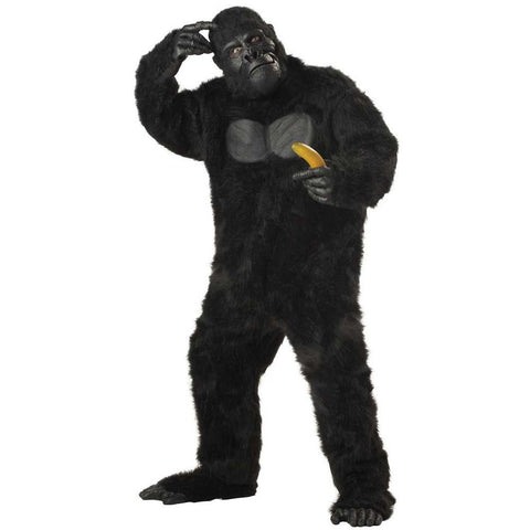 Gorilla Costume Men's Costume