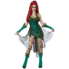 Lethal Beauty (Poison Ivy) Sexy Costume