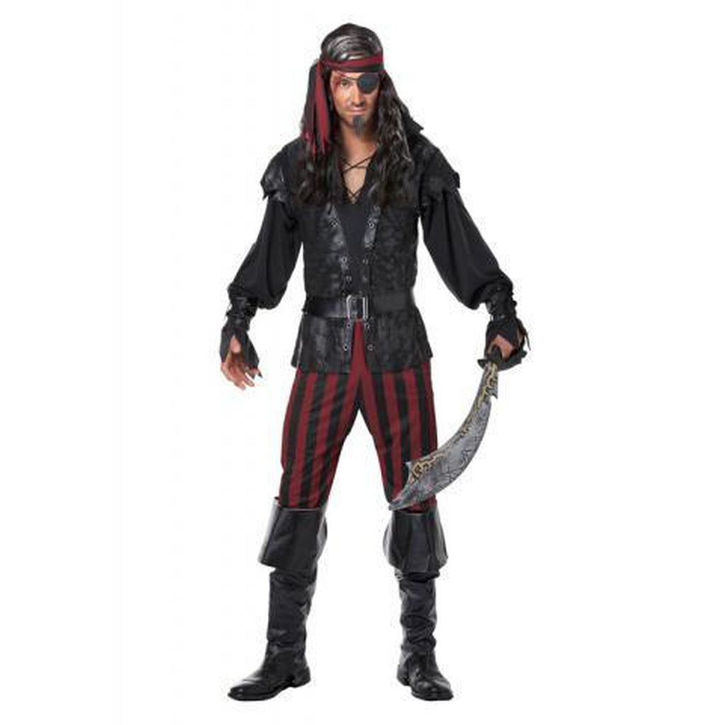 Ruthless Rogue Men's Costume