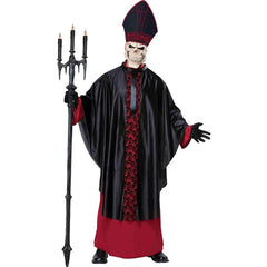 Black Mass Teen Boy's Costume