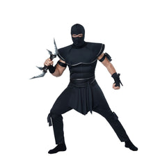 Stealth Ninja Teen Boy's Costume