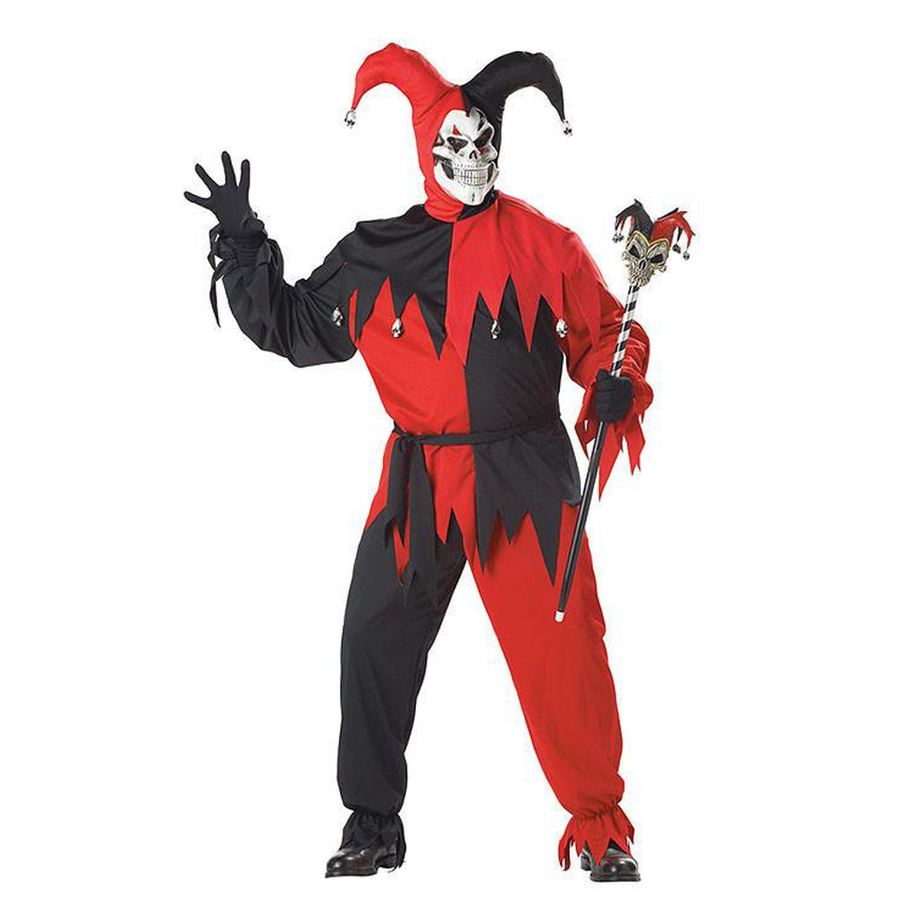 Wicked Jester Plus Size Costume