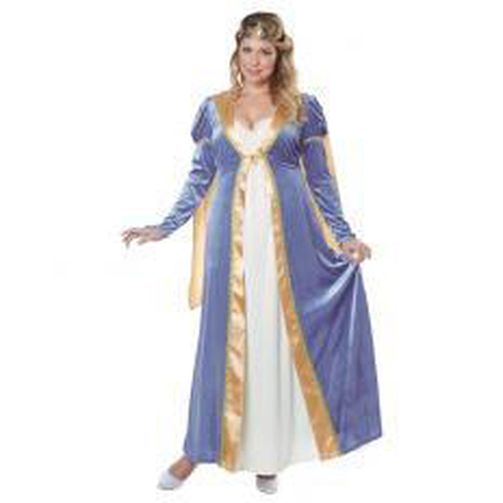 Elegant Empress Plus Size Costume