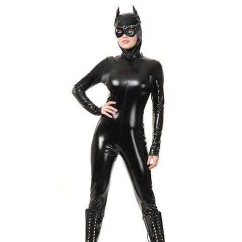 Cat Suit Sexy Costume