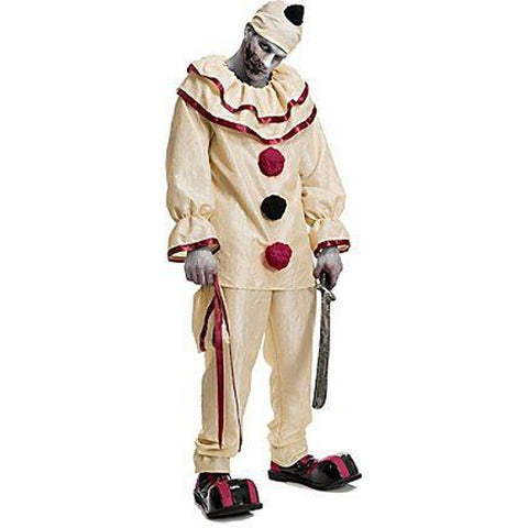 Horror Clown Teen Boy's Costume