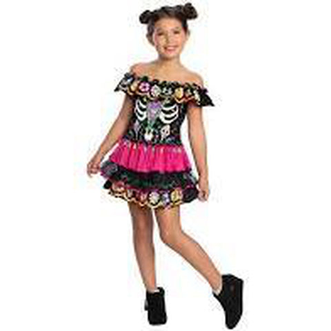Day of the Dead Girl's Costume