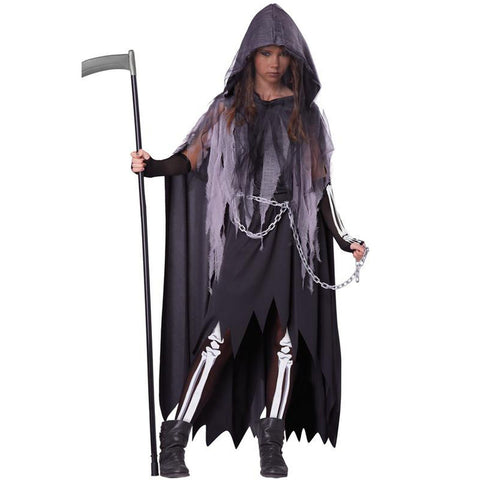 Miss Reaper Girl's Costume