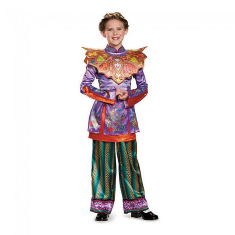 Alice Asian Look Girl's Costume