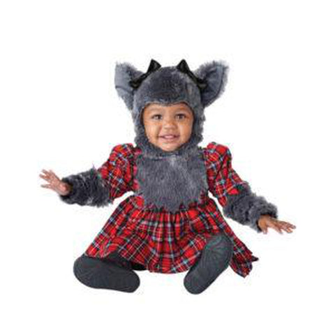Teeny Weeny Werewolf Girl Costume