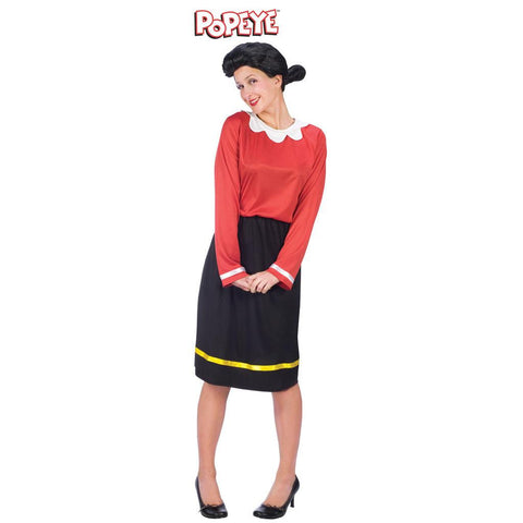 Olive Oyl Women's Costume