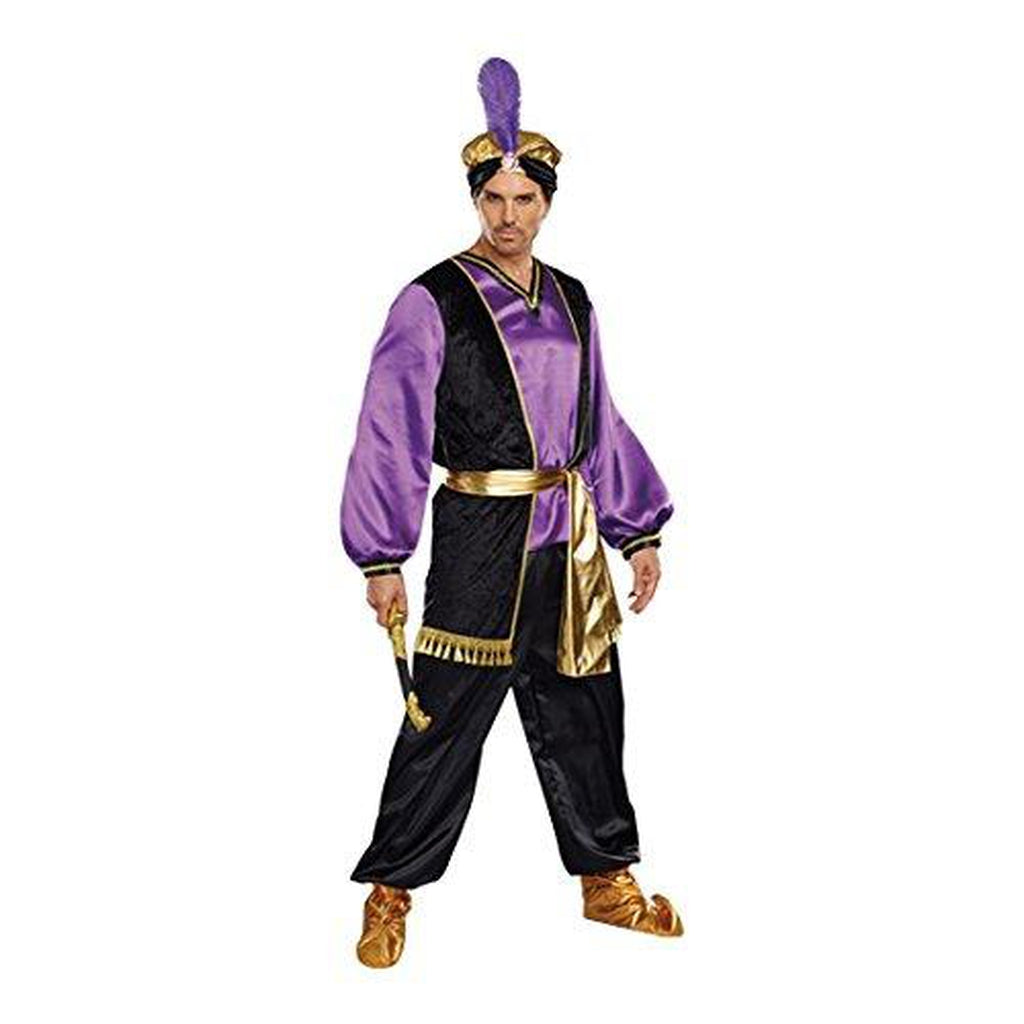 Sultan Men's Costume