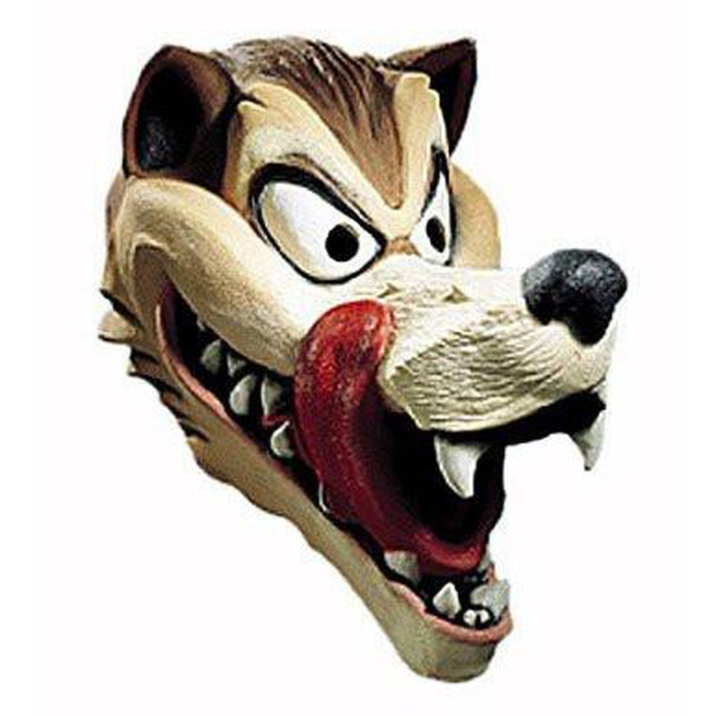 Hungry Wolf Deluxe Mask