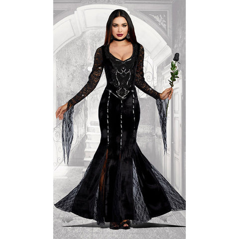 Frightfully Beautiful Women's  Plus Costume
