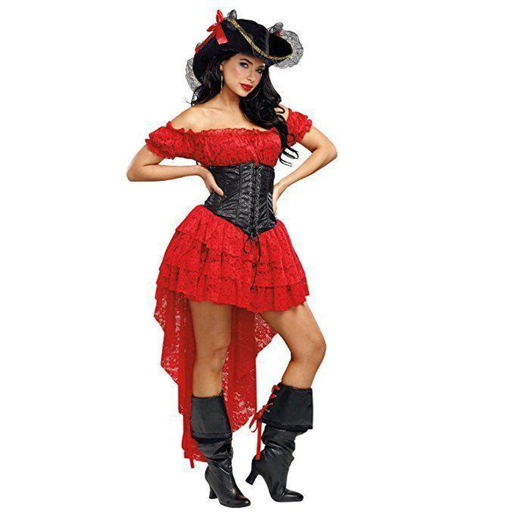 "Pirate Wench Women""s Costume"