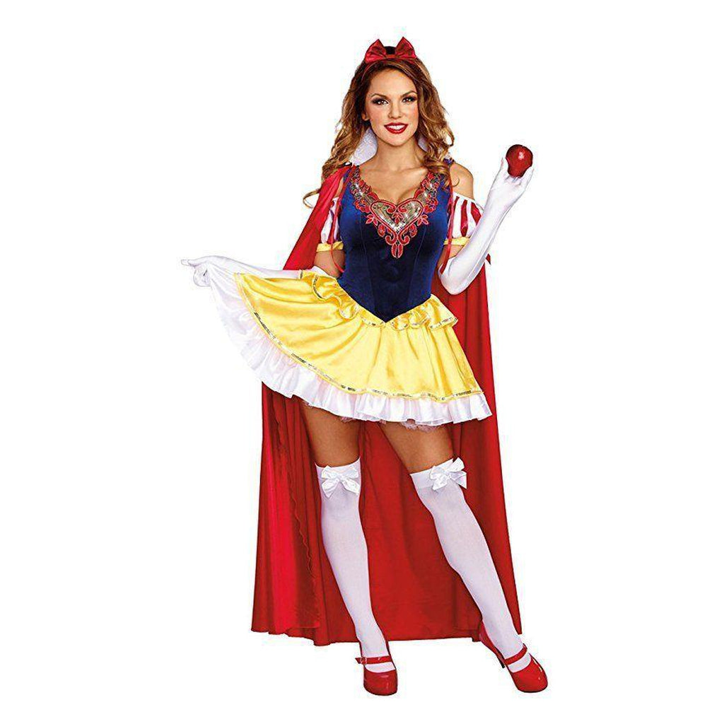 Fairytale Princess Snow White Women's Costume