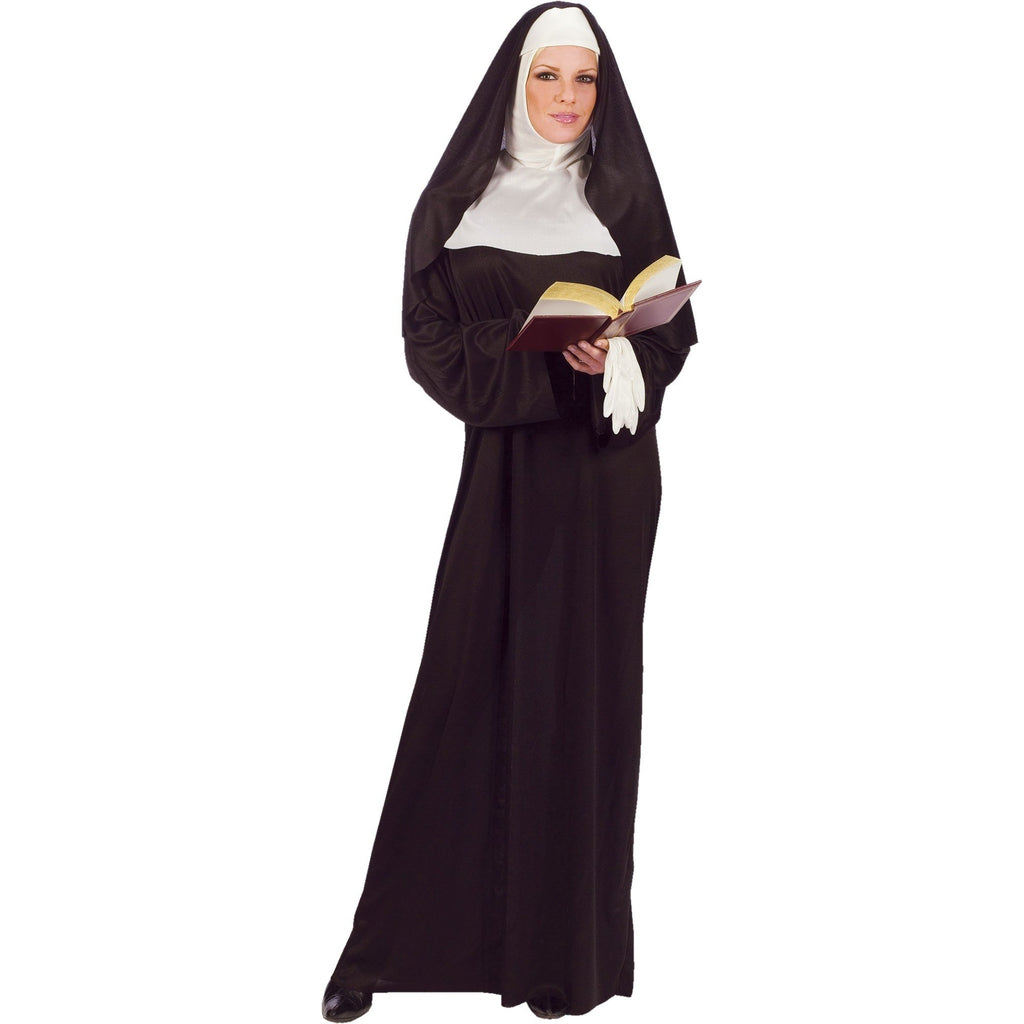 Deluxe Nun Women's Costume