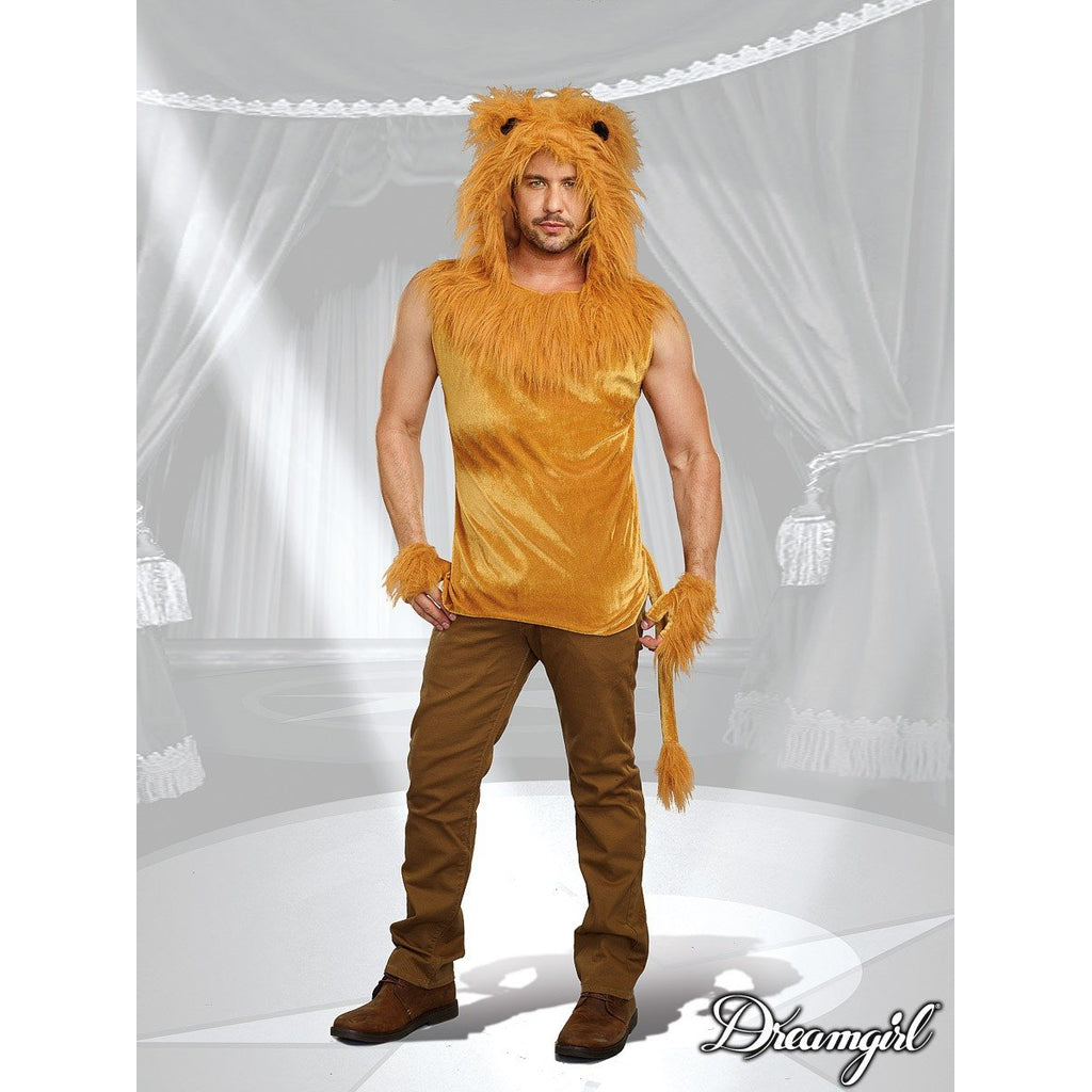 King of the Jungle Plus Size Costumes